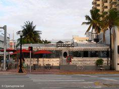 Diner in SoBe Miami © Openupnow.net
