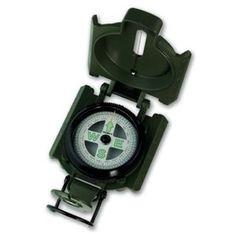 Metalen Kompas Konustrek 1 - Groen