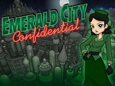 Emerald City Confidential, a fun point & click adventure game w/ a good story