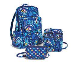 Vera Bradley new Disney Bags