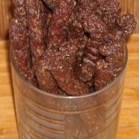Venison Pepperoni Recipe
