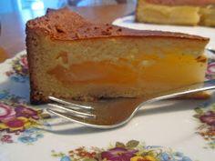 Backtrinchen: Birnen-Schmand-Kuchen