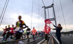 Çocukların Geleceği için Koşuldu: Öne Çıkan 19 Fotoğrafla 39. İstanbul Maratonu