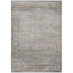 Shop for Safavieh Vintage Grey/ Multi Rug (10' x 14'). Get free shipping at Overstock.com - Your Online Home Decor Outlet Store! Get 5% in rewards with Club O!