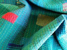 Work Quilt #2 - Detail