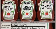 """Heinz Ketchup has recently been banned in Israel from calling its product ketchup as it doesn't include enough tomatoes. But there are more reasons why you should be cautious about this product."" The general public is becoming more aware that processed food is toxic and full of chemicals. We're understanding that organic is a better …"
