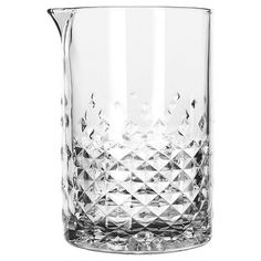 Libbey 25.25oz Cocktail Mixing Glass : Target