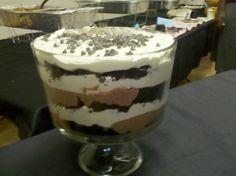 Bariatric Foodie: Jen's Chocolate Trifle