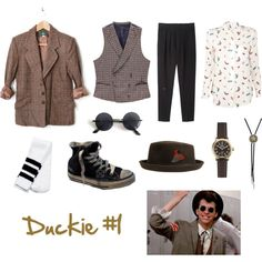 Duckie Dale #1 - Polyvore