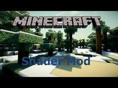Shader Mod Tutorial für Minecraft 1.3.2. Mit speziellen Texturen.