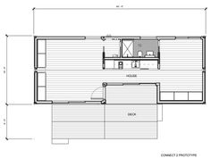 Great floorplan! Kitchen open to  covered deck! Perfect for grilling! This makes so much sense!