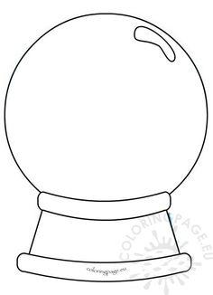 Winter Door Ideas For Classroom Snow Globes Trendy Ideas Preschool Christmas, Christmas Activities, Christmas Globes, Snow Globes, Toddler Crafts, Preschool Crafts, Preschool Printables, Christmas Colors, Kids Christmas