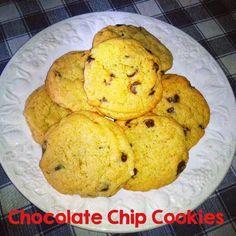 Cómo hacer las clásicas galletas con gotas de chocolate tipo Chips Ahoy, Pepitos, Tody y otras marcas pero 100% caseras y #ñam riquísimas! chocolate-chip-cookies-galletas-chispas-chocolate