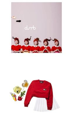 """""""DUMB DUMB"""" by witchgoths ❤ liked on Polyvore"""