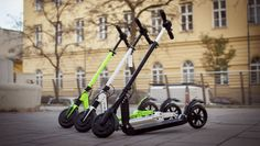 There are two e-scooters that dominate the market. Both offer an impressive range of functions, but what Scooter offers you more for your money?