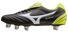 New Mizuno Fortuna Rugby SP Boots for soft ground - senior sizes 8, 10, 11 & 12 #Mizuno