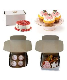Look what I found on #zulily! Cupcakes & Cookies Doll Accessories Set #zulilyfinds