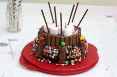 gateau d'anniversaire au chocolat pour enfant blog chez requia cuisine et confidences