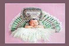 Bassinet, Newborn Photography, Crochet Hats, Home Decor, Knitting Hats, Crib, Decoration Home, Room Decor, Newborn Baby Photography