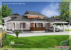 Nalukettu House Design Green Space Designers Mavelikara Alappuzha March Kerala Home Architecture Plans
