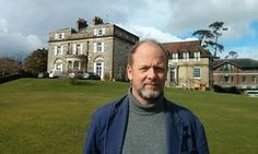 Wide-ranging inquiry … Alex Renton at Ashdown House school, East Sussex.