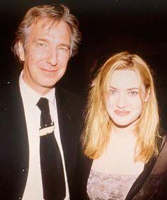 German Film Awards (1997) Kate Winslet and Alan Rickman | German Film Awards ...