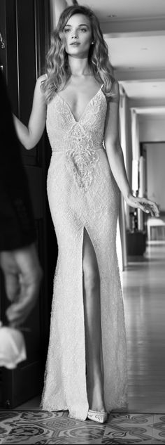 See Mira Zwillinger\'s Bold, Barely There Wedding Dresses for Spring ...