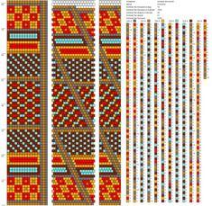 16 around bead crochet rope pattern Bead Crochet Patterns, Bead Crochet Rope, Beads, Jewelry, Jewels, Paper Pieced Patterns, Beaded Necklace Patterns, Tutorials, Beading