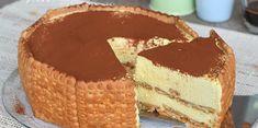 "Search for ""Tiramisu Kuchen"" Quick Dessert Recipes, Sweet Desserts, Cake Recipes, Pudding Recipes, Chocolate Pudding Cake, Sweet Cooking, Cheesecake Cake, Recipe For 4, Something Sweet"