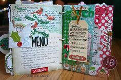 Inspiration for Generation C 2.00: My December Daily/Journal Your Christmas Mini 2012 Part 2 - Julie Ann Shahin