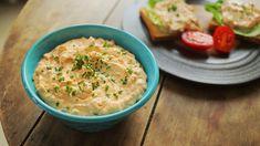 Hungarian Recipes, Hungarian Food, Cheeseburger Chowder, Vegan Vegetarian, Vegetarian Recipes, Pesto, Salad Recipes, Potato Salad, Risotto
