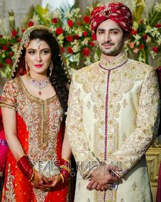 Aiza khan wedding....