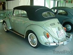 Volkswagen Beetle Cabriolet Karmann..Re-pin Brought to you by agents at #HouseofInsurance in #EugeneOregon for #LowCostInsurance