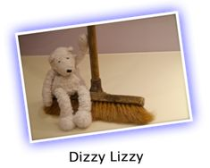 DIZZY LIZZY: This is a great party game for an outdoor party with the family or with mates.  Fun for a sleepover if you have space.  GET READY  Get 2 broomstic...