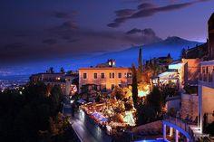 Taormina, #Sicilia, #Italia