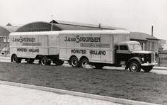 Scania Vabis combi : J. Volvo Trucks, Custom Trucks, Big Trucks, Holland, Jeep, Transportation, Van, Vehicles, Buses