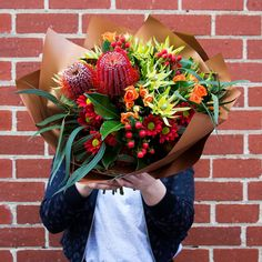 Our 2018 Summer Autumn Collection favourites won't be around for long! Shop now. Christmas Floral Arrangements, Beautiful Flower Arrangements, Seasonal Flowers, Fall Flowers, Dark Red Roses, Same Day Flower Delivery, Flower Market, Types Of Flowers, Flower Ideas