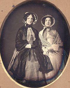 Daguerreotype Photograph Philadelphia 1840's