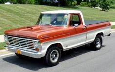 1967 Ford F100 Truck
