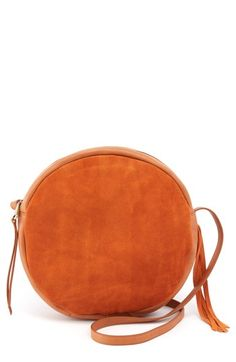 Free shipping and returns on Hobo Union Leather Crossbody Bag at Nordstrom.com. Supersoft calfskin leather lends a luxe look and feel to this chic, circular crossbody featuring an exterior pocket perfect for stashing your phone.
