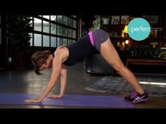 @FrancenePerel #Stretch Right Routine #alleviate #back-pain