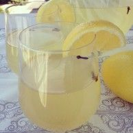 Lemon Cleanse just in time for summer! Drink this warm, hot or even chilled. #cleanse #healthy
