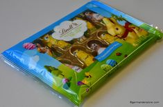 """""""Little Easter Friends - Milk Cream Filled Easter Figures"""" are 10 funny Lindt Easter figures filled with finest double milk cream in whole milk chocolate."""