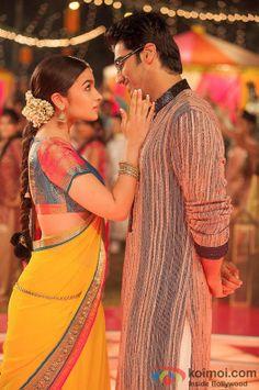 Arjun Kapoor-Alia Bhatt Groove To Punjabi Beats In 'Iski Uski' Song | 2 States