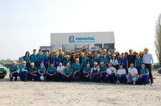 Romstal este compania românească specializată în comercializarea echipamentelor de instalații pentru construcții şi principalul partener EFdeN.