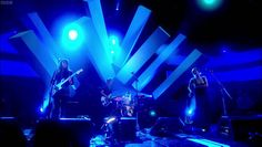 The girls on Later... With Jools Holland
