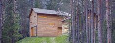 Holzhütte + Sauna?
