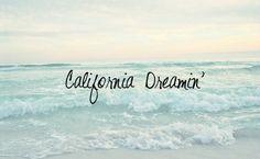 california-dreaming