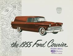 All sizes | 1955 Ford Courier Sedan Delivery | Flickr - Photo Sharing!