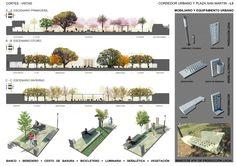 Concurso Provincial de Ideas y Anteproyectos para el corredor urbano y plaza San Martín Trenque Lauquen, 1er. Premio – ARQA